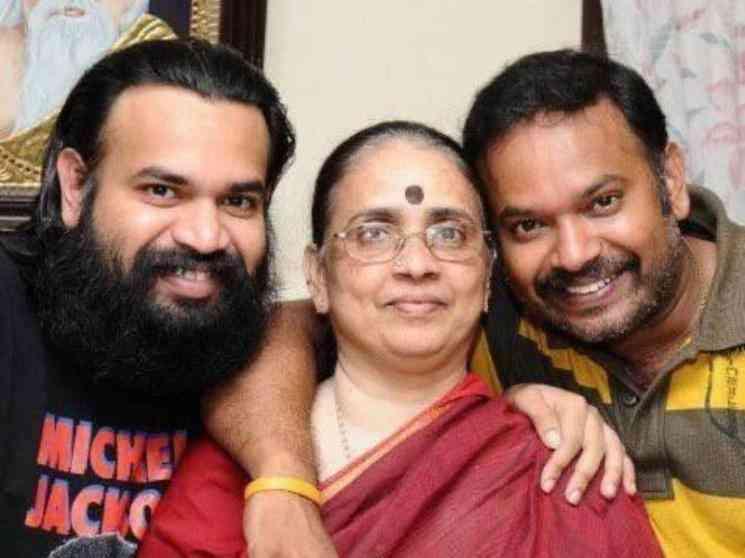 Venkat Prabhu's first statement after his mother's death