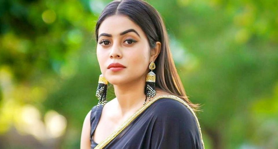 actress Poorna paired with a 60-year-old actor