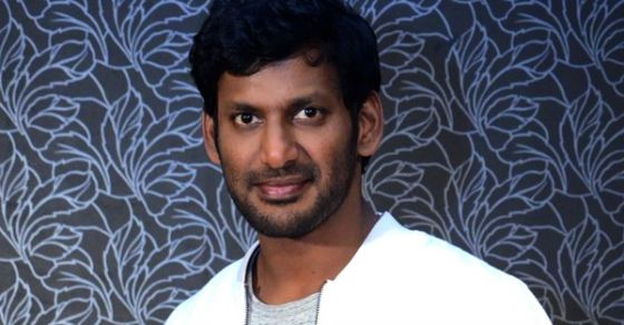 famous actress has joined the Vishal film