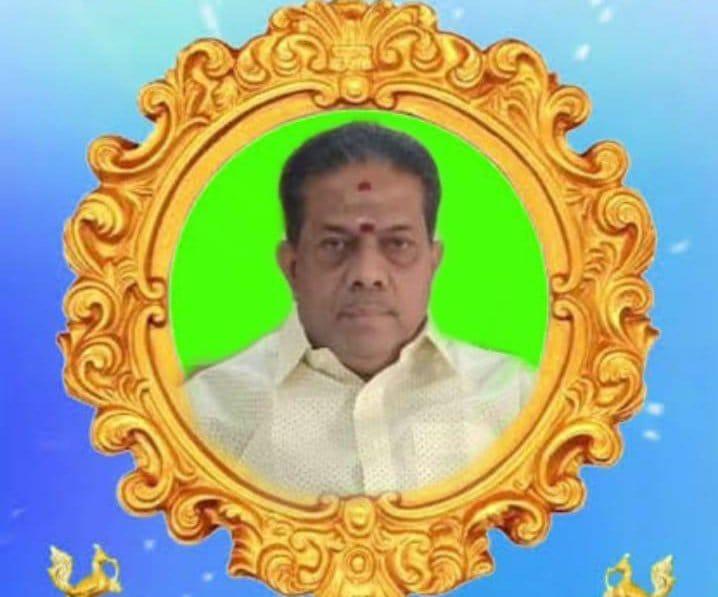 producer salem chandrasekar passed away