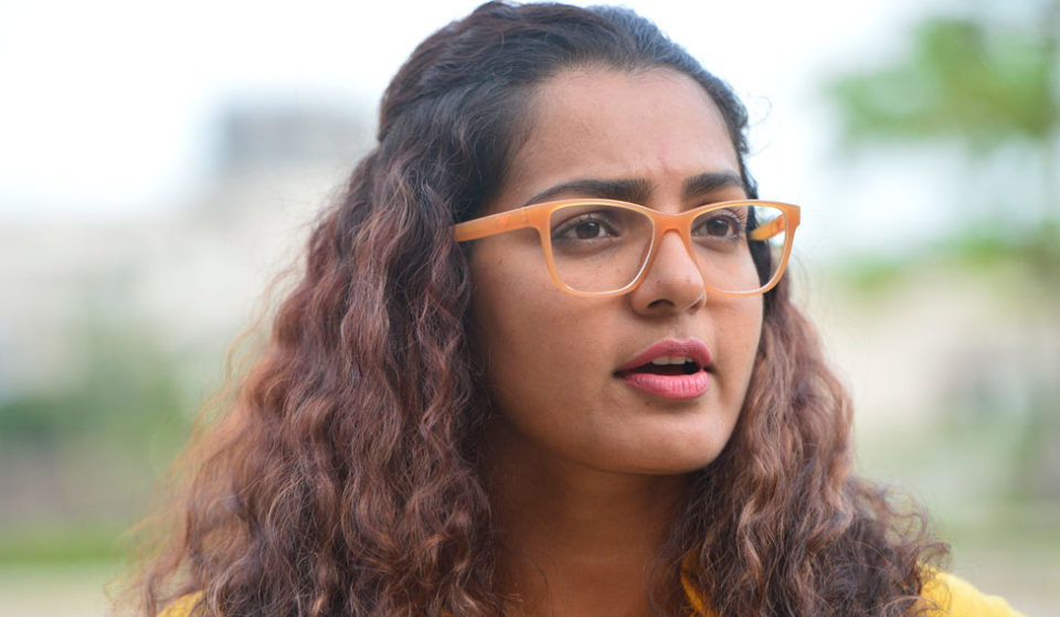 Actress Parvathi apologizes for liking sex offender's record