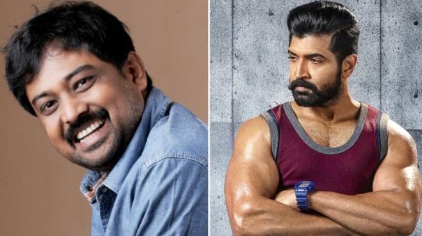Arun Vijay to play villain in Lingusamy