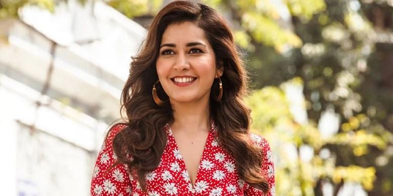 Rashi Khanna Busy from from Kollywood to Hollywood