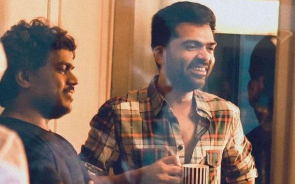 In Yuvan music, a film directed by Simbu - famous director