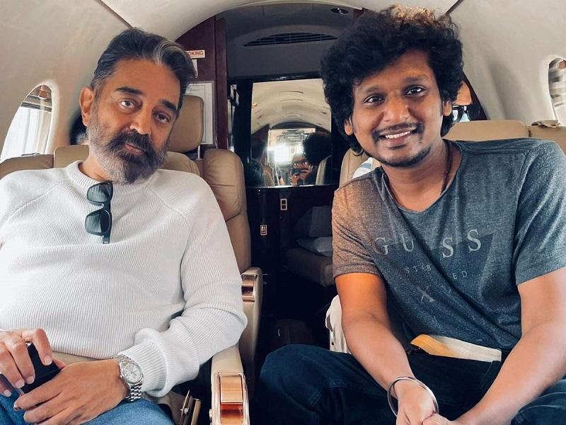 Kaithi co-starred in Kamal's 'Vikram'