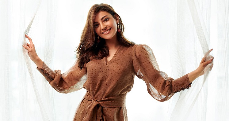 Kajal Agarwal goes back to Bollywood