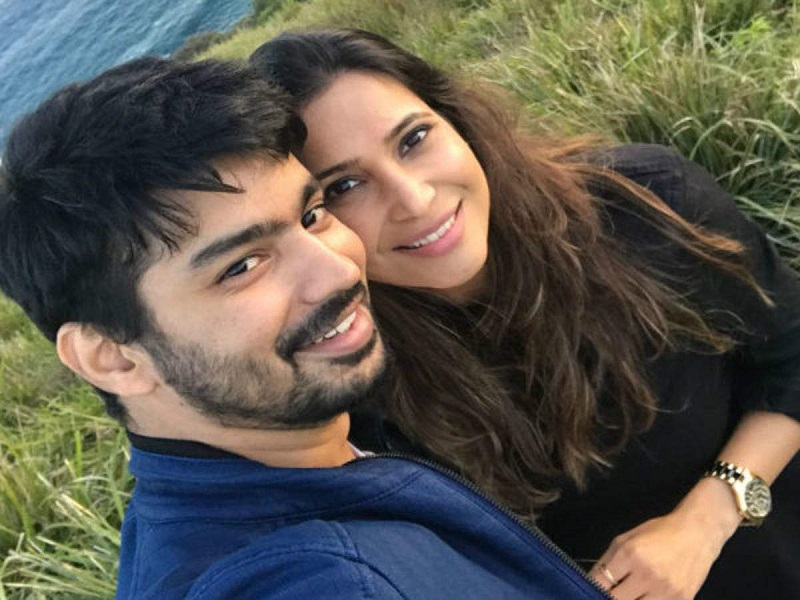 Mahat and Prachi are proud parents of a baby boy