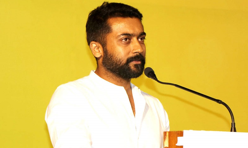 NEET against the interest of the students and the state - Suriya