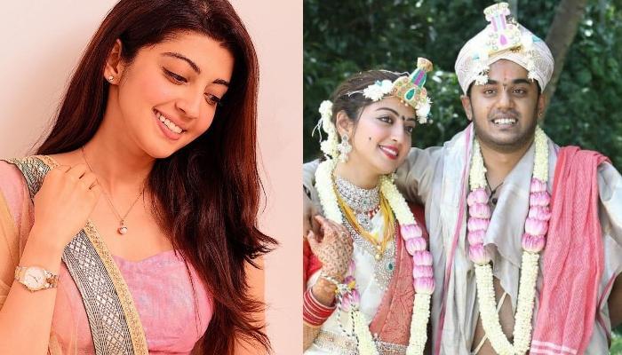 Pranitha Subhash Marries Nitin Raju