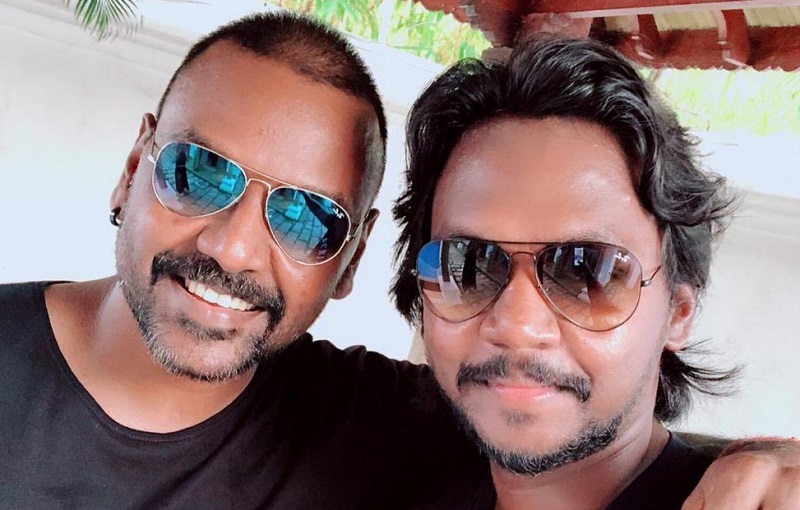Raghava Lawrence's brother to make his debut as an actor