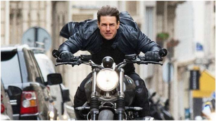 Tom cruise's 'Mission Impossible 7' filming halted over positive COVID-19 case