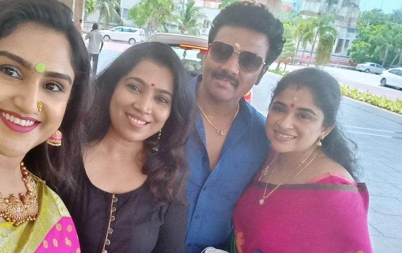 Vanitha Vijayakumar reveals her true relationship with actor Sanjeev