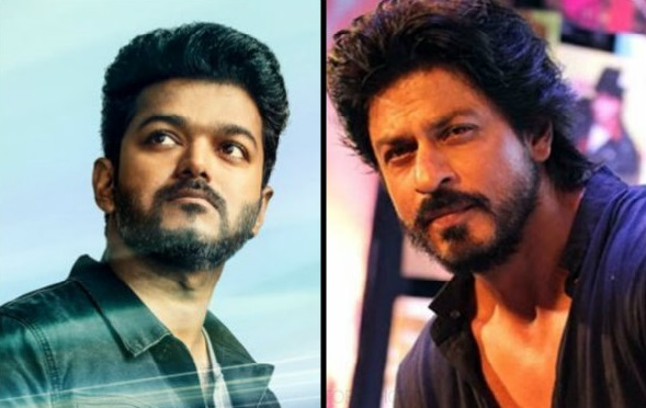 Vijay to play guest role in Shah Rukh Khan film
