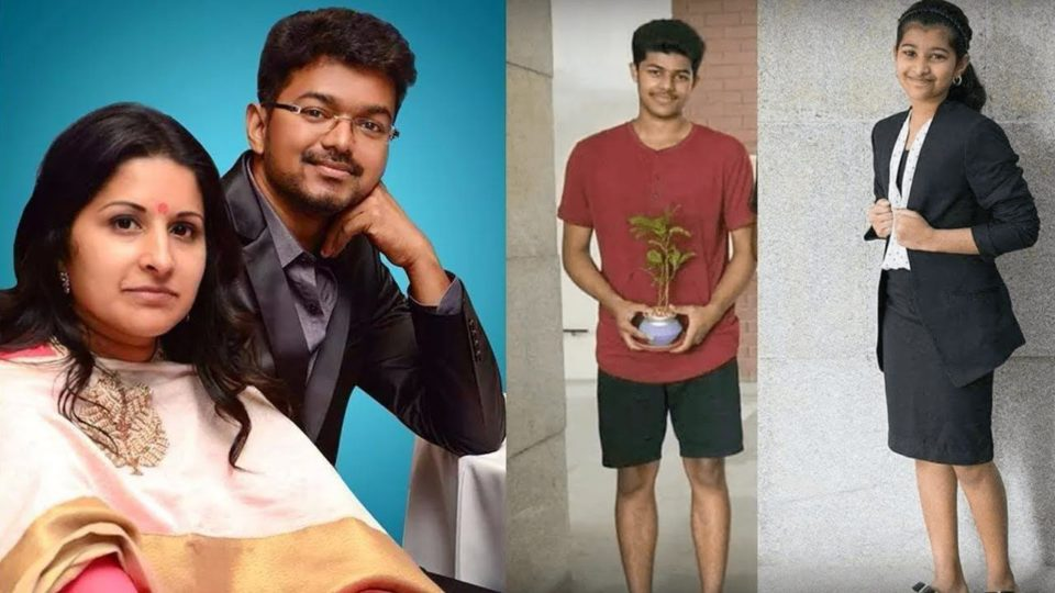 Vijay's explanation about son and daughter
