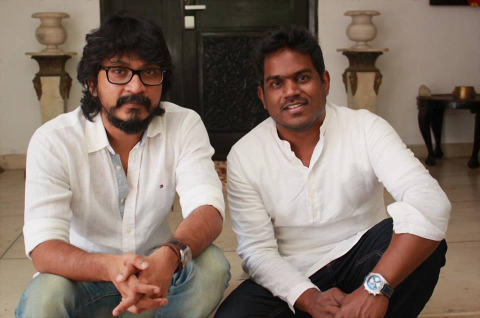 Vishnuvardhan is working with another composer for the first time without Yuvan