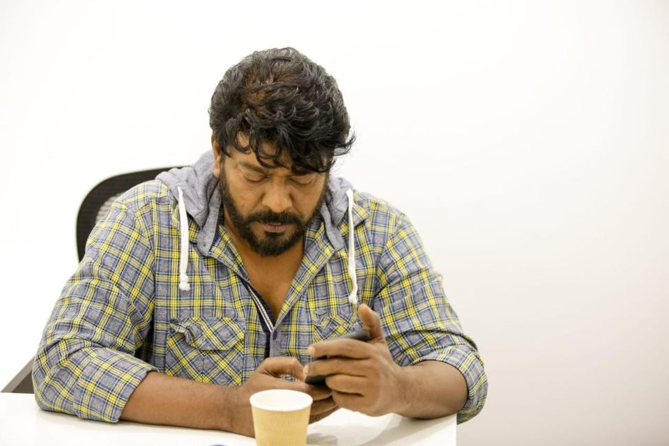 What title can be given to the film ... Parthiban question to the fans