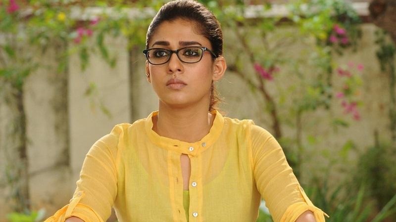 nayanthara in telugu movie release