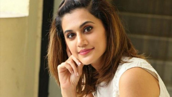 taapsee pannu director out