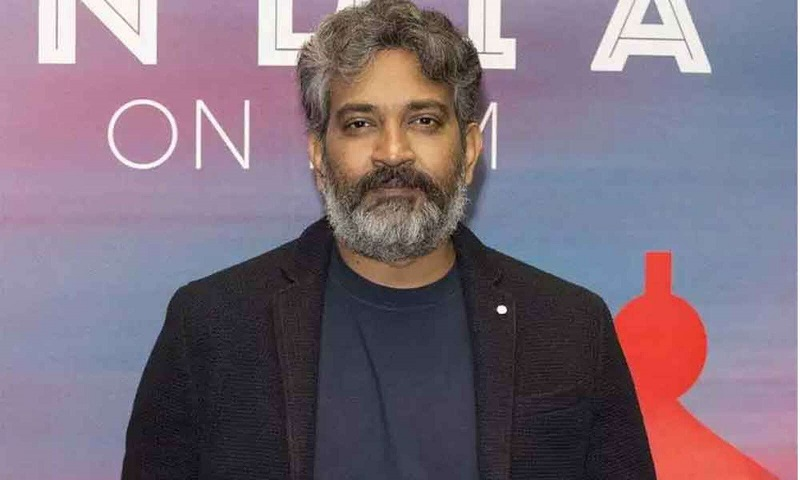 The condition of the airport ... SS Rajamouli