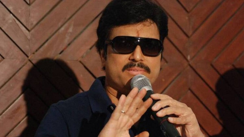 Actor Karthik admitted to hospital