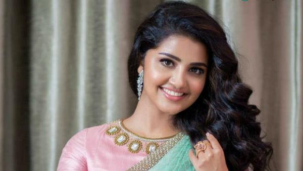 Actress Anupama Parameswaran about love failure