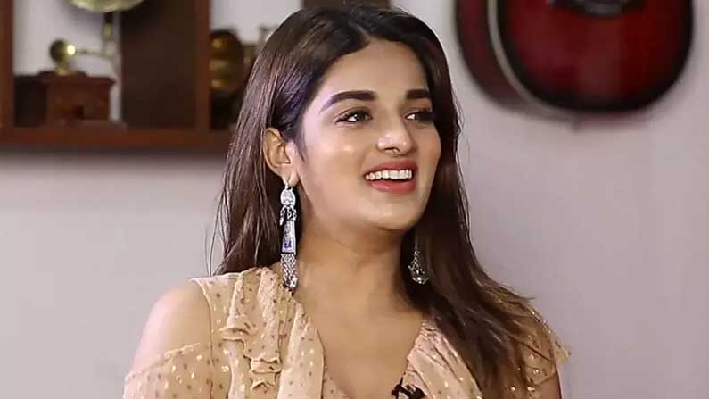 Actress Nidhhi Agerwal secret photos was leaked