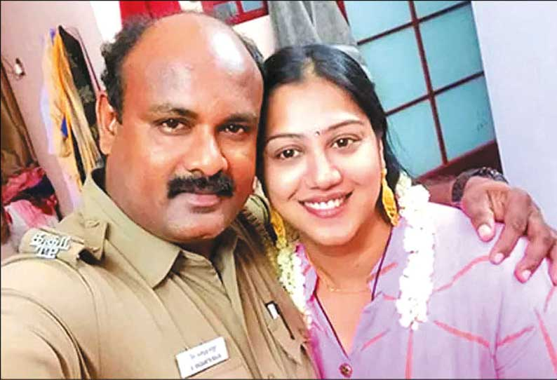 Actress Radha complains again about her 2nd husband