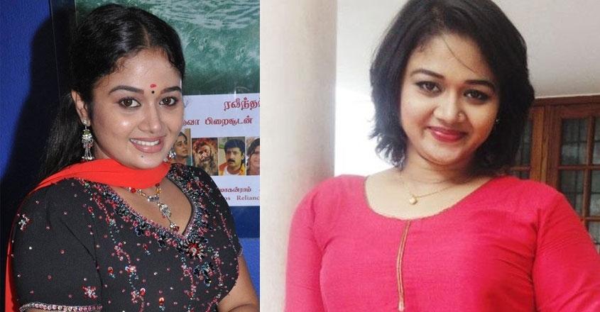 Actress Saranya battles with tumour