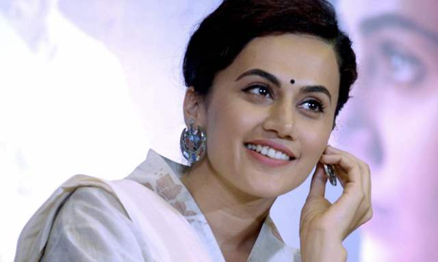 Actress taapsee pannu condition for marriage