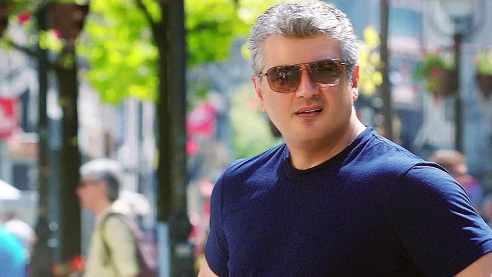 Ajith fans ask for Valimai update from Sami