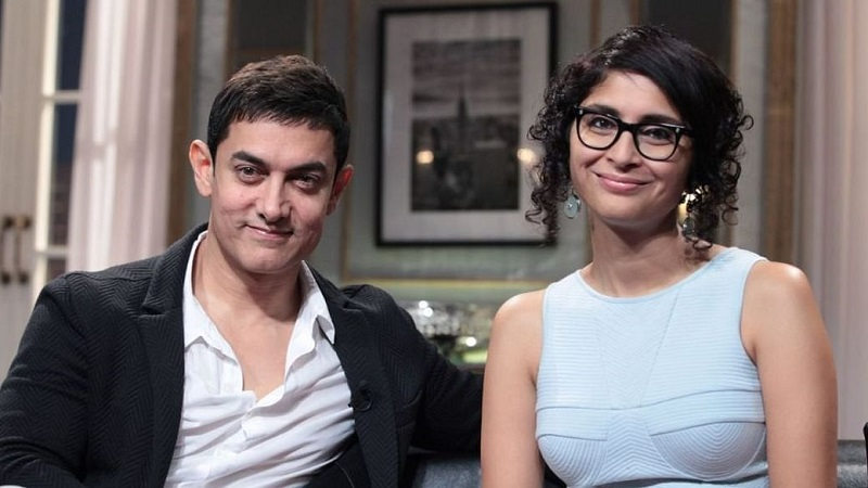 Bollywood actor Aamir Khan and Kiran Rao divorce after 15 years of marriage