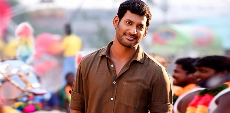 Famous Malayalam actor is the villain for Vishal