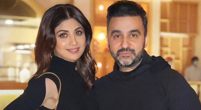 How did actress Shilpa Shetty's husband gets caught by the police in a porn case
