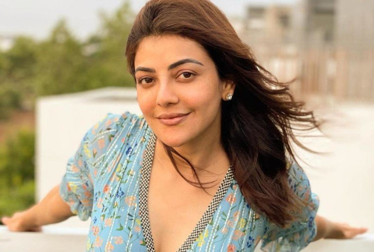I don't know when the film will be released - Kajal Agarwal