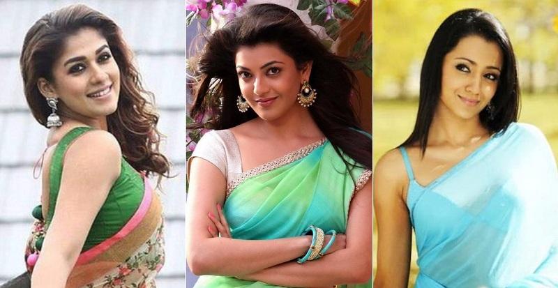 Kajal Aggarwal following the style of Nayanthara and Trisha
