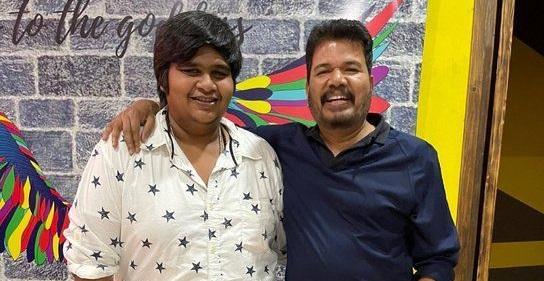 Karthik Subbaraj joins Shankar's next movie