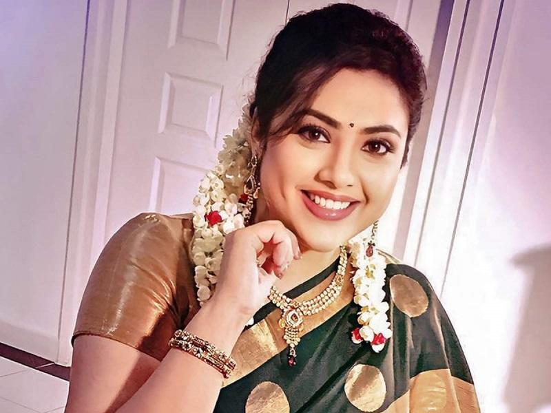 Meena about Papanasam 2