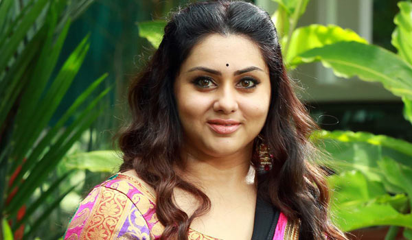 Namitha joins Mysskin film