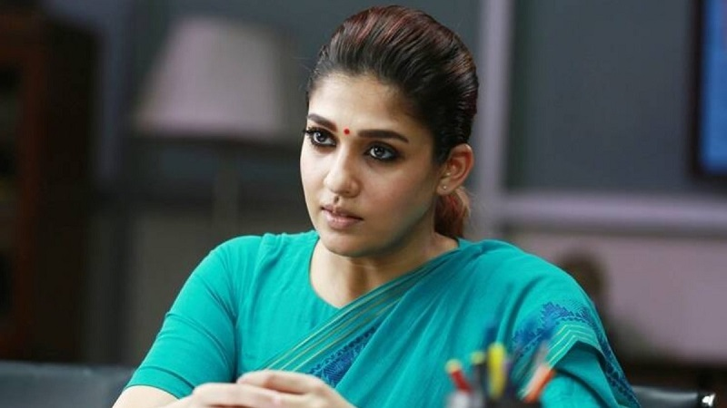 Nayantara's father admitted to hospital