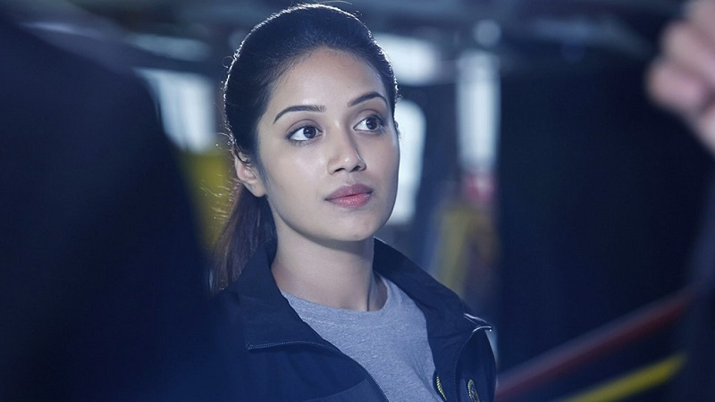 Nivetha Pethuraj to play famous actor film