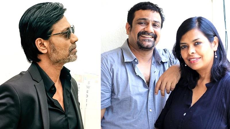 SJ Surya to form alliance with Pushkar - Gayathri
