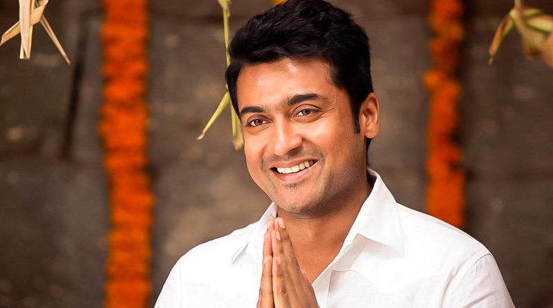 Surprise waiting for fans on actor Suriya's birthday
