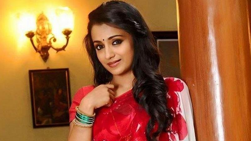 Trisha to make a re-entry in Kannada cinema