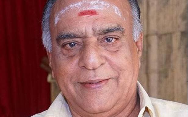 Veteran actor Ramakrishnan no more