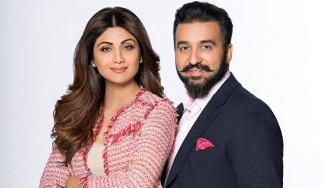 What about actress Shilpa Shetty in the porn case - Police Description