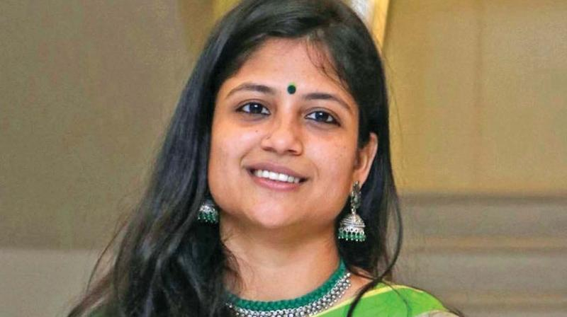 Why not star in more films Aditi Balan