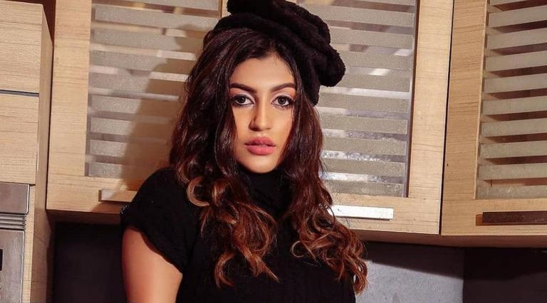 Yashika Aannand doesn't know the news of her friend's death