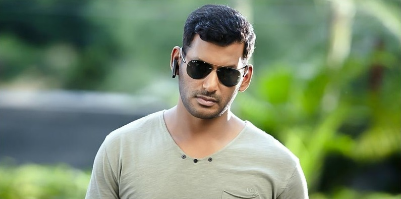 Actor Vishal has announced Rs 5 lakh for education assistance