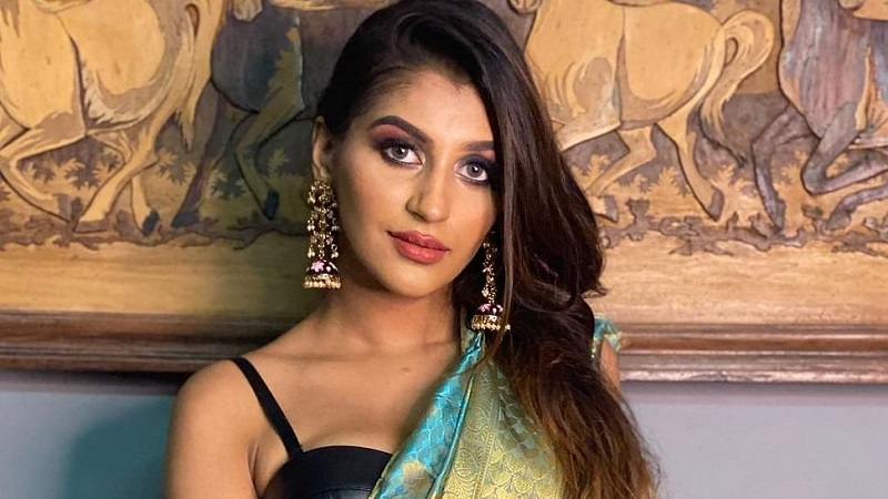Actress Yashika Aannand denies rumours of being the car accident