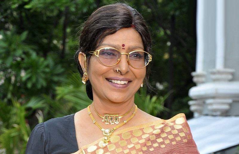 Am I dead ... Actress Saratha is sad